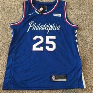 Brand New Ben Simmons Jersey Size Large
